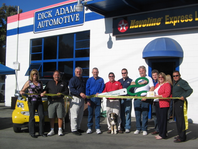 dick_adam automotive grand reopening-w_mayor